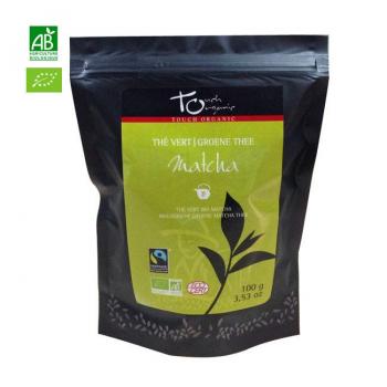 thé vert vrac matcha 100 g