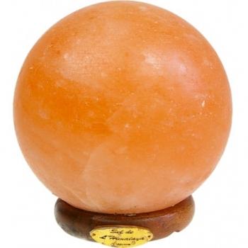 Lampe en Cristal de Sel (Ronde)  - 4 kg