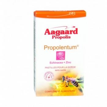 Propolentum Echinacea Zinc - 30 Pastilles - Aagaard Propolis