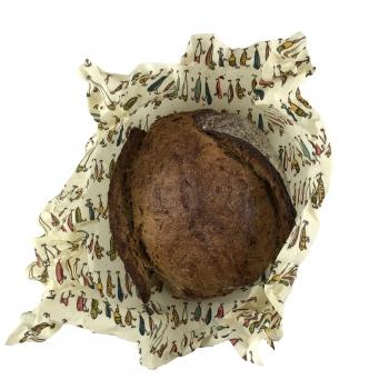 Wrap Large Emballage alimentaire réutilisable, Zéro déchet