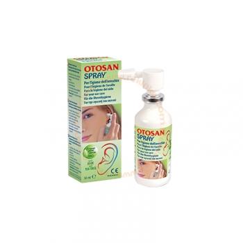 Spray d'Oreille Bio - Pour l'hygiène de l'oreille - 50 ml