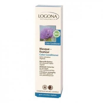 LOGONA - Masque fixateur bio pour coloration végétale 150ml