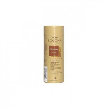 LOGONA - Ghassoul en poudre Corps et cheveux - Boîte de 300g