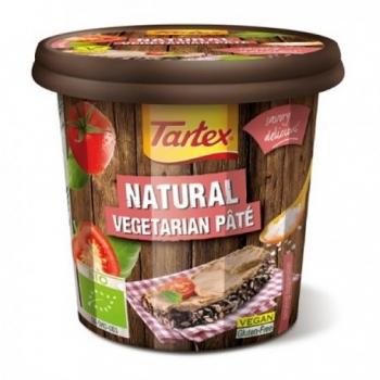 Pâté végétal Nature Bio - 125g - Tartex