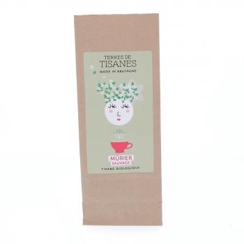 Tisane Mûrier-Ronce Sauvage bio, 20 g
