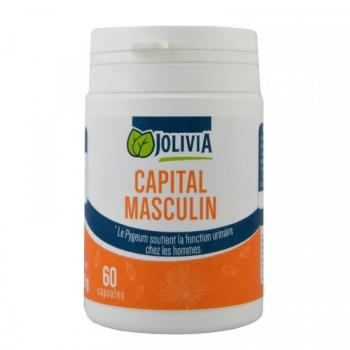 Capital masculin (ex Prostate + Complexe) en capsules