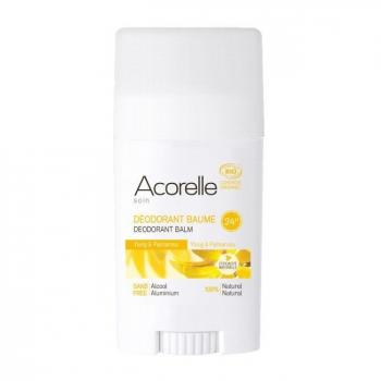 ACORELLE - Déodorant baume bio Ylang Ylang Palmarosa 40g