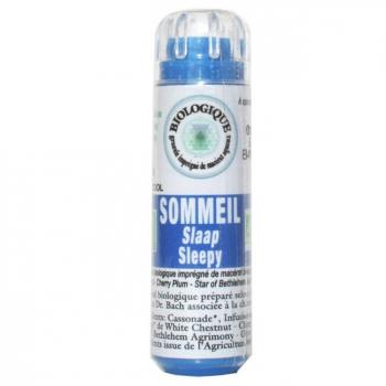 KOSMEO - Sommeil - Fleurs de Bach bio complexe granules sans alcool