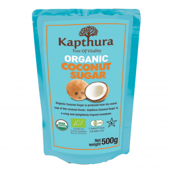Sucre de Noix de Coco Bio 500g - Kapthura