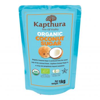 Sucre de Noix de Coco Bio 1Kg - Kapthura
