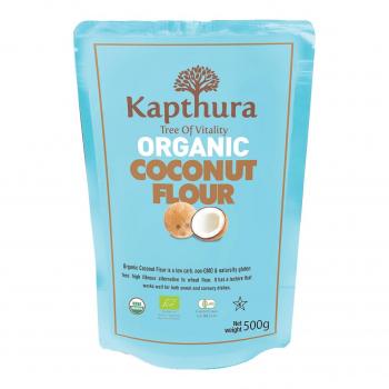 Farine de Noix de Coco Bio 500g - Kapthura