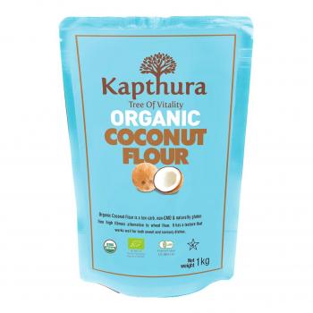 Farine de Noix de Coco Bio 1Kg - Kapthura