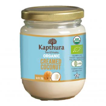 Crème de Coco Bio 200 ml - Kapthura