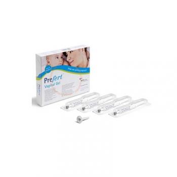 Prefert - Lubrifiant vaginal aidant à la mobilité des spermatozoides - 4 seringues de 6ml