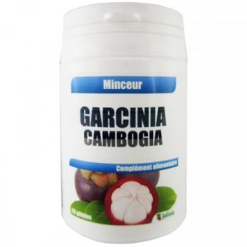 Garcinia Cambogia - Gélules végétales de 45 mg