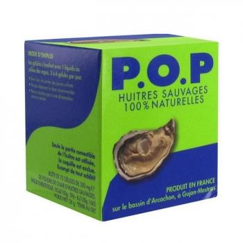 P.O.P. - Poudre de chair d'huître - 75 gélules