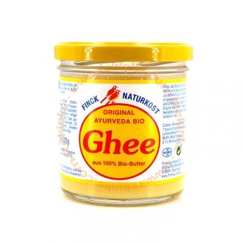 Ghee Bio Beurre Clarifié Ayurvédique - 220 g
