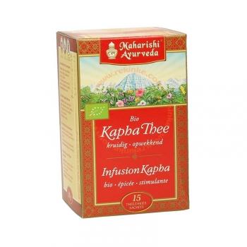 Thé Kapha Bio - Epicée et stimulante - 15 sachets
