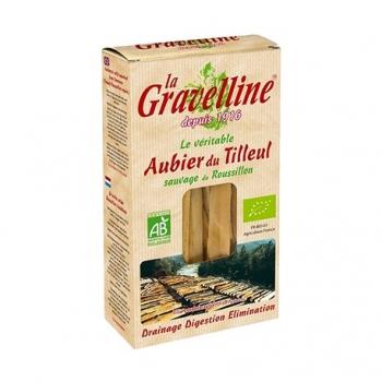 Aubier de Tilleul Sauvage Bio - Bâtonnets 400g - La Gravelline