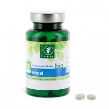 Nopal bio Complément Alimentaire - 90 comprimés - Boutique Nature