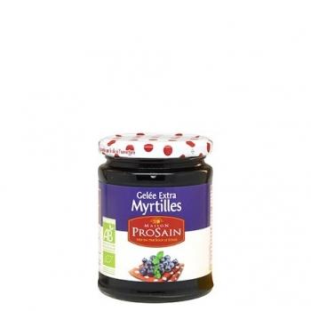 Gelée extra Myrtilles 350g-Maison ProSain
