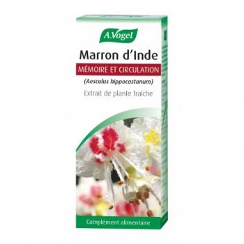 Marron d'Inde - Extrait de Plante Fraiche - 50ml - A.Vogel