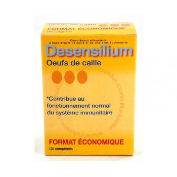Desensilium - Contre les allergies - 120 comprimés