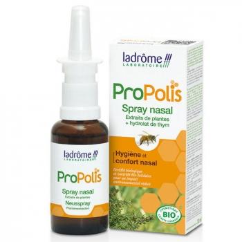 LADRÔME - Spray Nasal bio Propolis Thym Echinacée 30ml