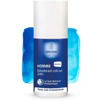 Déodorant Roll-on 24 Homme - 50ml - Weleda