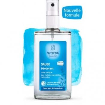 Déodorant Sauge - 100ml - Weleda