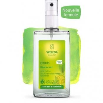 Déodorant Citrus - 100ml - Weleda