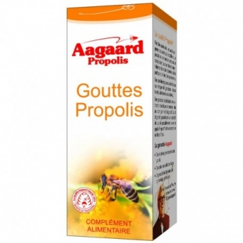 Gouttes Propolis - 15ml -Aagaard Propolis