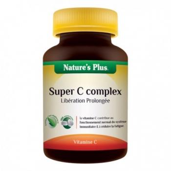 Super C Complex - 120 Comprimés - Nature's Plus