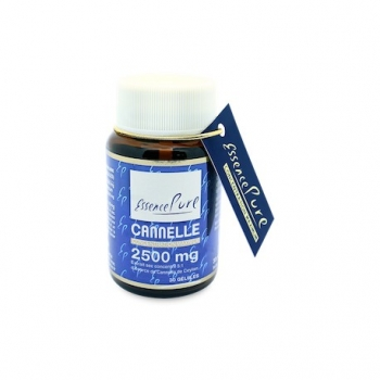 Cannelle 2500mg - 30 Gélules - Essence Pure