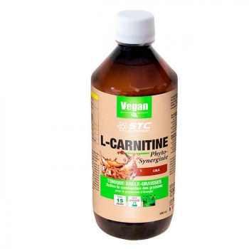 STC NUTRITION - L-Carnitine Phyto synergisée - Cola - 500ml