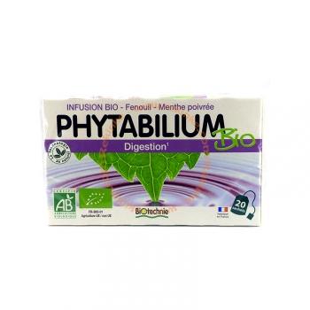 Tisane Phytabilium Bio - Digestion - 20 sachets