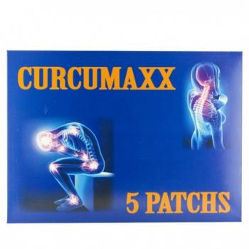 5 Patchs Curcumaxx C+ - Curcumaxx