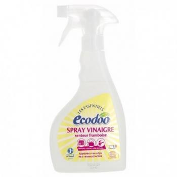 Spray Vinaigre Senteur Framboise - 500ml - Ecodoo