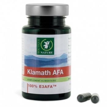 Klamath AFA Complément Alimentaire - 60 comprimés - Boutique Nature