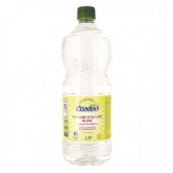 Vinaigre d'Alcool Blanc Senteur Framboise - 1L - Ecodoo