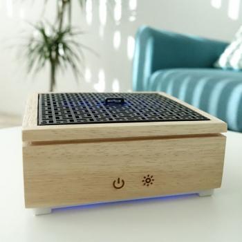 Kaolia : diffuseur ultrasonique