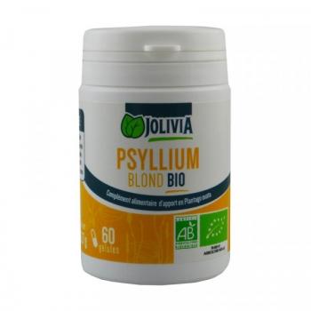 Psyllium Bio - Gélules végétales de 370 mg