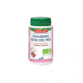 Cranberry Reine des Pré Bio - Gélules Confort Urinaire -SuperDiet