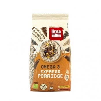 Oméga 3 Express Porridge Bio - 350g - Lima