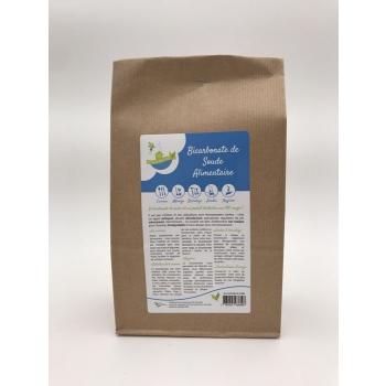 Bicarbonate de Soude : Sachet de 500g