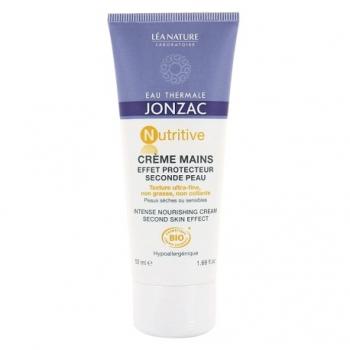 Crème Mains Effet Protecteur Nutritive - 50mL - Eau Thermale de Jonzac
