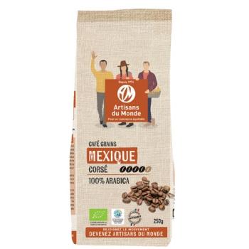 Café BIO en grains - 250gr - Mexique