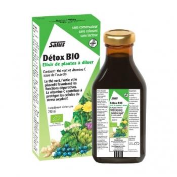 Détox Bio - Formule Liquide - 250ml - Salus