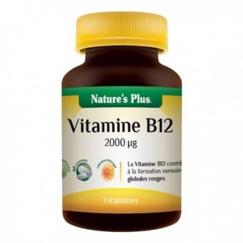 Vitamine B12 - 60 Comprimés - Nature's Plus