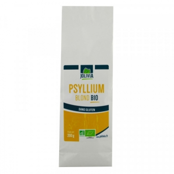 Psyllium Blond Bio - Téguments 100%